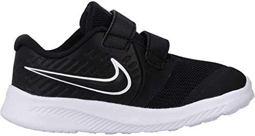 Nike Zapatillas NIKE Star Runner 2 (TDV) para Niños Negro 27 EU