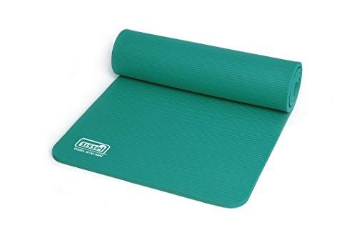 Sissel Gym Mat Green, Circa 180 x 60 x 1, 5 cm Gymnastikmatte, Grün, 180 x 60 x 1.5 cm