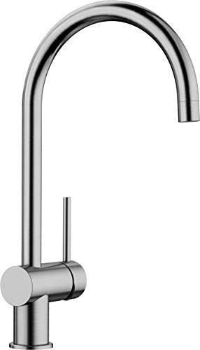 BLANCO 517178 517 178 FILO, Küchenarmatur-Einhebelmischer, Edelstahl gebürstet, Hochdruck