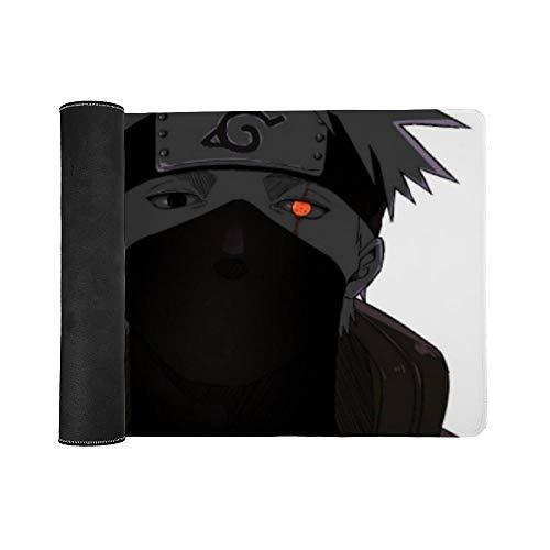 Naruto Mouse pad,Naruto Kakashi Mangekyou Sharingan (1),Large Gaming Mouse Mat,Desk Mat,Waterproof Anti-Dirty Anti Slip Lockrand Mousepad,Perfect for Computers,50x120cm 19.6x47.2 inch Photo #2