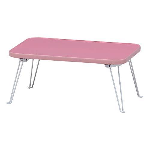 不二貿易 カラーミニテーブルB4530-LPI WH 1444