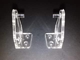 Amazing Drapery Hardware 4 Brackets, (2-Pair) : 1