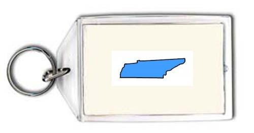 SHOPZEUS Schlüsselhalter mit der Grafik: Karte