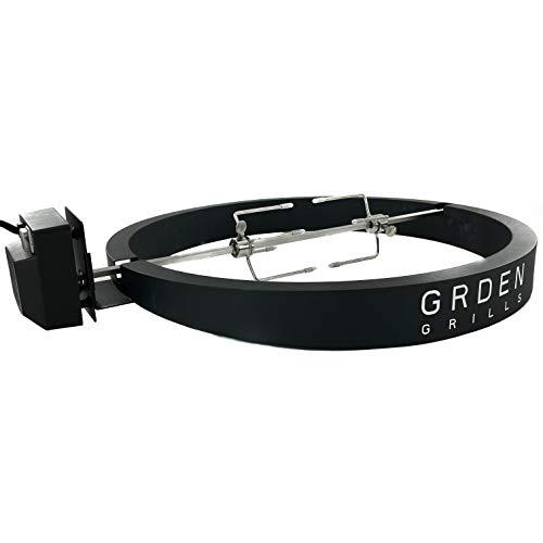 31kcNvNi9AL. SL500  - GRDEN ROTISSERIE BY GRDEN GRILLS | KAMADO ROTISSERIE | Passend für Grills mit einem 53,3 cm Durchmesser