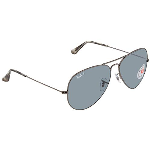Ray-Ban - - All - Silver Unisex Sunglasses - Default Title
