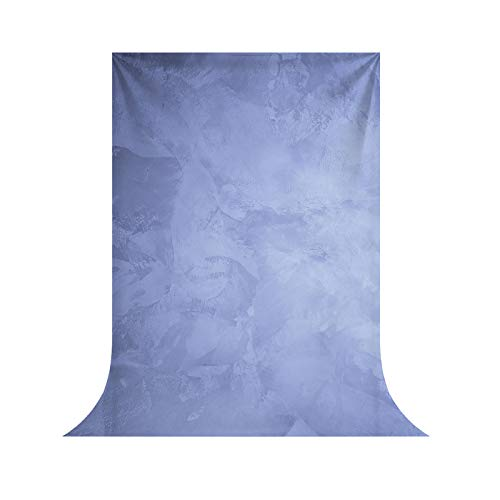 Funnytree Durable Fabric Newborn Lavender Old Master Photography Backdrop No Wrinkles Newborn Baby Shower Birthday Background Child Cake Smash Party Portrait Banner Photo Booth Props Studio 5x7ft