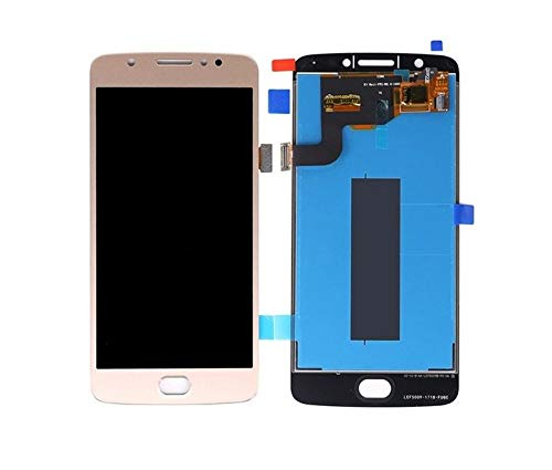 YuYue Display LCD Touch Screen Digitizer Assembly per Motorola Moto E4 XT1763 XT1762 XT1767 5.0'Gold
