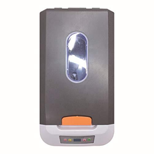 Cola Mini Kühlschrank, Tragbarer Kühlschrank, Lebensmittel Und Getränkefruchtkühlschrank, Geeignet für Innen-, Auto- Und Schlafsaal 35L