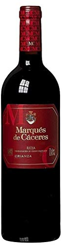 Marqués de Cáceres Crianza 2013, Vino, Tinto Crianza, Rioja, España