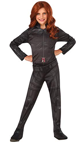 Rubie's Costume di Capitan America Civil War - Film Premier - Costume Black Widow Classic M