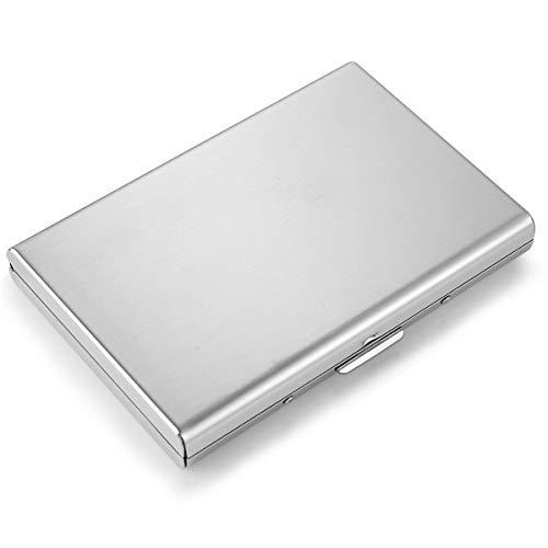 RFID Credit Card Holder Protector Stainless Steel Card Case Metal Card Wallet