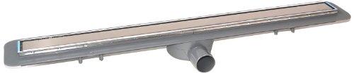 Kessel Duschrinne Linearis Compact DN50 seitlich, Länge 750 mm KE45600.63