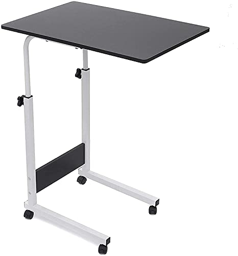 End Table Side Table Sofa Side End Table Portable Rotate Laptop Bed Table Height Adjustable Standing Desk For Classroom Office And Home