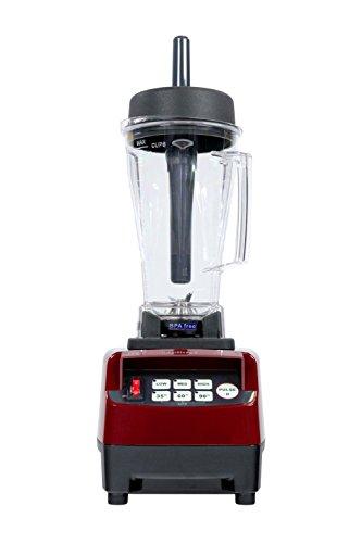 Omniblend Standmixer Pro V TM-800 Kirschrot, 2 Liter, BPA-frei, Rot