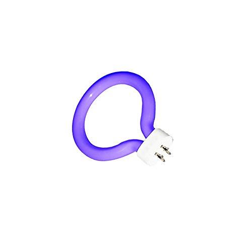 BoliOptics 8W Ring UV Fluorescent Ring Light Microscope Light Bulb Replacement BU99023101