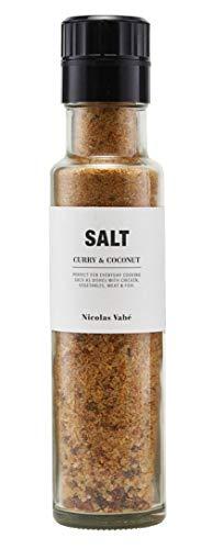 Nicolas Vahe - Salz, Curry & Kokos - Glasmühle - 300 g.