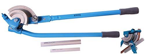 Hand-Rohrbieger für Rohre 12, 15 u. 22 mm Rohr Rohrbiegegerät Kupfer Alu Bieger