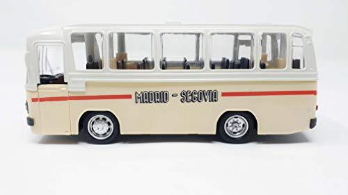 PLAYJOCS Bus Madrid- Segovia GT-8013