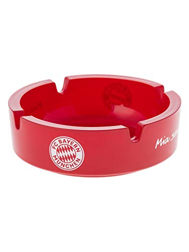 FC Bayern München Aschenbecher rot