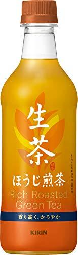 【表示価格から10%OFF】 キリン 生茶 ほうじ茶 お茶 525ml PET ×24本