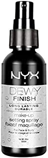 NYX MAKEUP SETTING SPRAY- DEWY FINISH