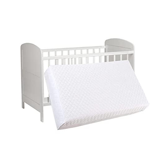 Trade Court Baby Travel Cot Mattress – 95 x 65 x 10 cm Toddler Bed, Crib...