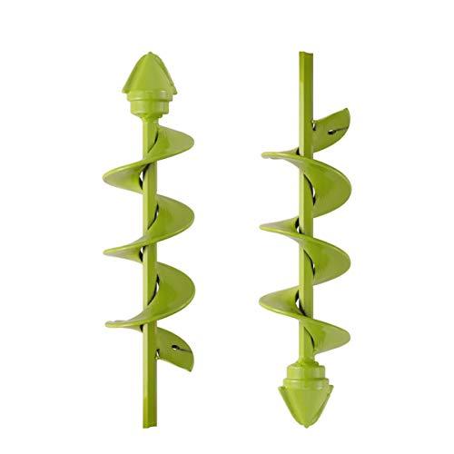 Cabilock - Handerdbohrer in grün, Größe 5X40CM