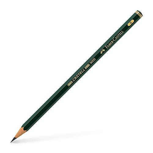 Faber Castell Bleistift Castell 9000 B (12 Stck)