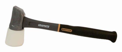 Bostitch Smart-4 59-onza suelo mazo grafito