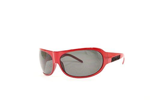 Bikkembergs BK-54003 Gafas de sol, rojo, 77 Unisex-Adulto