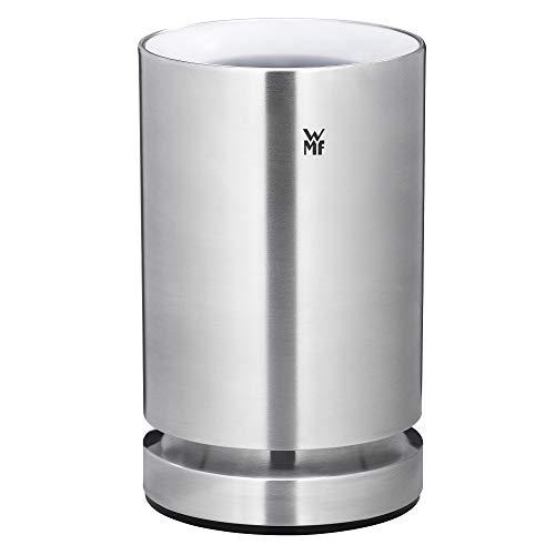 WMF Ambient Flaschenkühler elektrisch, ideal als Sekt oder Weinkühler, Kühlmanschette, LED-Beleuchtung