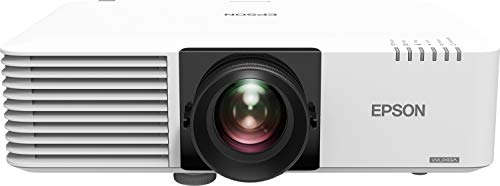 Epson EB-L400U Video - Proyector (4500 lúmenes ANSI, 3LCD, WUXGA (1920x1200), 16:10, 1270 - 12700 mm (50 - 500