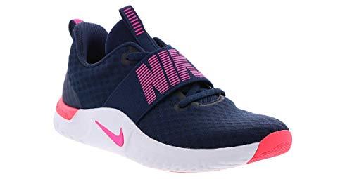 Nike in-Season TR 9 Womens Running Shoe (Midnight Navy/Pink Blast, 7)