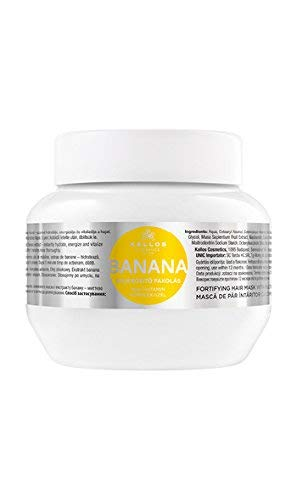 Kallos Masque Fortifiant pour Cheveux Banana 275 ml