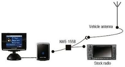 Alpine KWE155B Antenna Switch Box for EX10