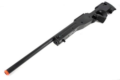 Airsoft AGM Metal Bolt Action L96 AWP Sniper Rifle Black