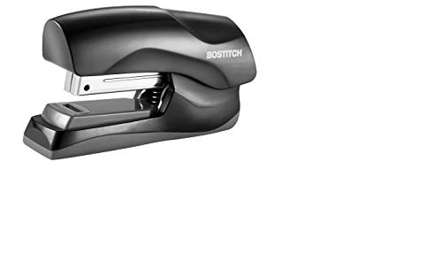 Bostitch Office Heavy Duty 40 Sheet Stapler, Small Stapler Size, Fits into The Palm of Your Hand; Black (B175-BLK) - New Version