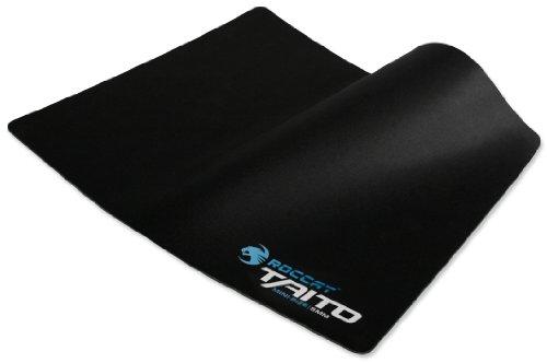 Roccat Taito Gaming Mauspad (Mini-Size, 265x210mm, 5mm) schwarz