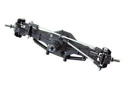 Amewi Lenkachse montiert Steering axle assembeled