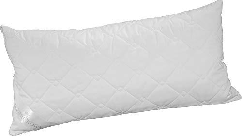 Brinkhaus-Silvercrown Kissen Komfort Plus Hohlfaserkügelchen weiß Größe 80x80 cm