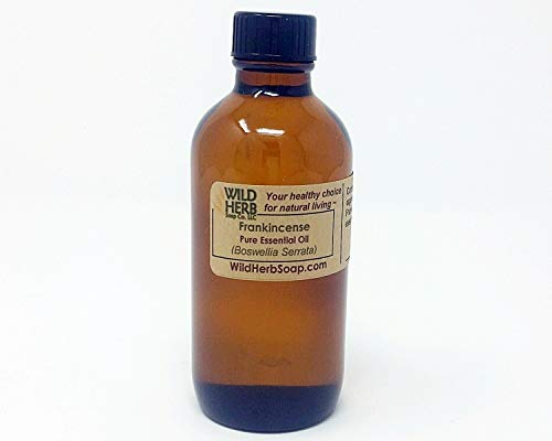 Frankincense Boswellia Serrata Essential Oil (32 oz) sourced from a USDA and ISO 9001 Certified Organic Supplier
