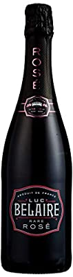 Luc Belaire Sparkling Wine From Provence Non Vintage, 75cl
