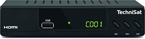 TechniSat HD-C 232 – HDTV-Receiver (für digitales Kabelfernsehen, Mit HDMI, SCART und USB 2.0)