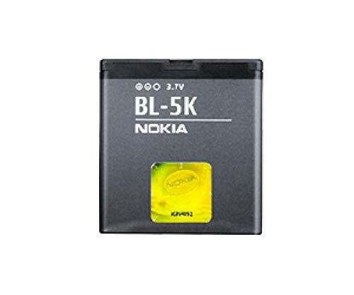 Nokia BL-5K - Batteria per 701, C7-00, N85, N86 8MP, ORO, X7-00