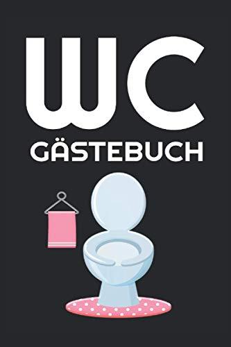 WC Gästebuch