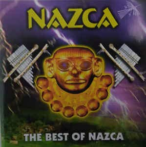 CD The Best Of Nazca
