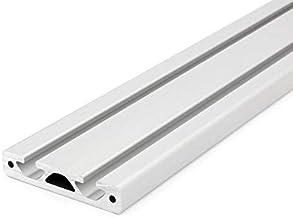 /D/écoupe 50/mm 9,50/EUR//m + COUPE 0,25/EUR Profil/é en aluminium 20/x 40/I-2000/mm type Nut 5/