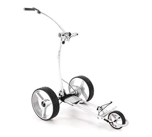 Chariot de Golf électrique BeeGon Chariot GT X400 Pro USB «Silver Edition»