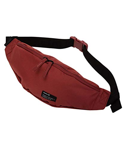 Hurley W Solid Scout Hip Pack Riñonera, Mujer, Cedar, 1SIZE