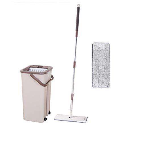 Feeilty reinigingsset voor vloertegels, 360 graden draaibaar